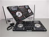 NUMARK NV INTELLIGENT DUAL DISPLAY DJ CONTROLLER